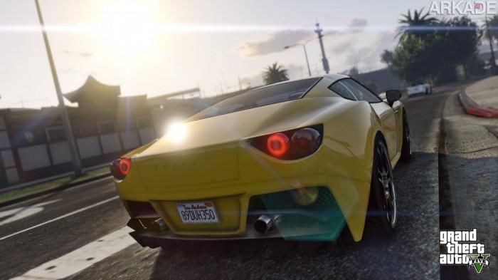A espera acabou: GTA V recebe trailer e uma tonelada de novidades para a nova geração