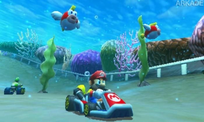 O Auge da Cultura Pop – Mario Kart é a prova de que nem só indo devagar se vai ao longe