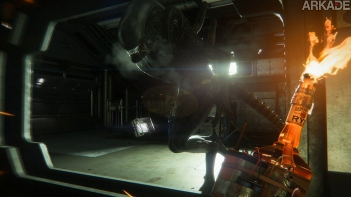 Análise Arkade: A melhor ambientação da franquia e gameplay problemático em Alien: Isolation