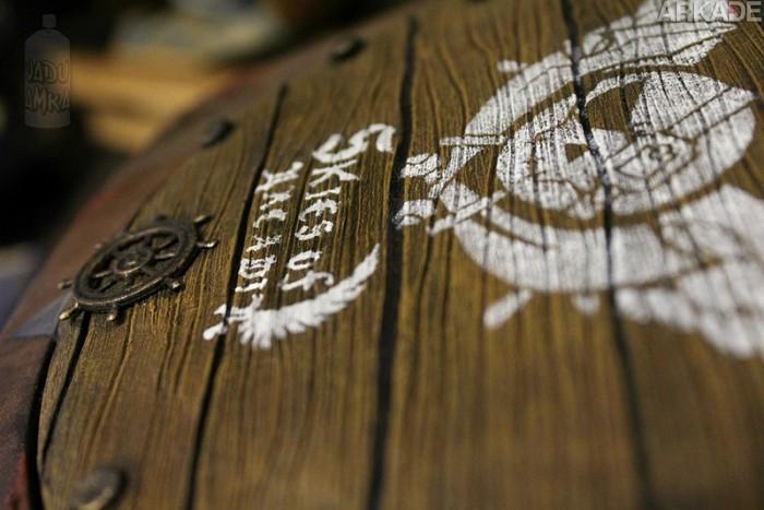 "Quantas garrafas de rum este incrível Dreamcast ""pirata"" de Skies of Arcadia merece?"
