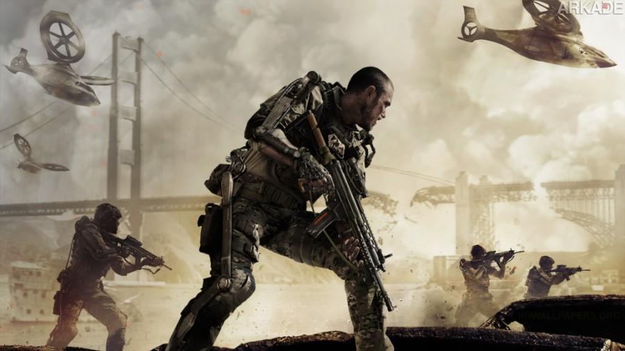 Call of Duty Advanced Warfare terá zumbis, confira trailer vazado e gameplay