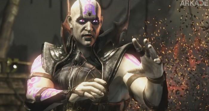 Mortal Kombat X:  Quan Chi confirmado em novo trailer do game!