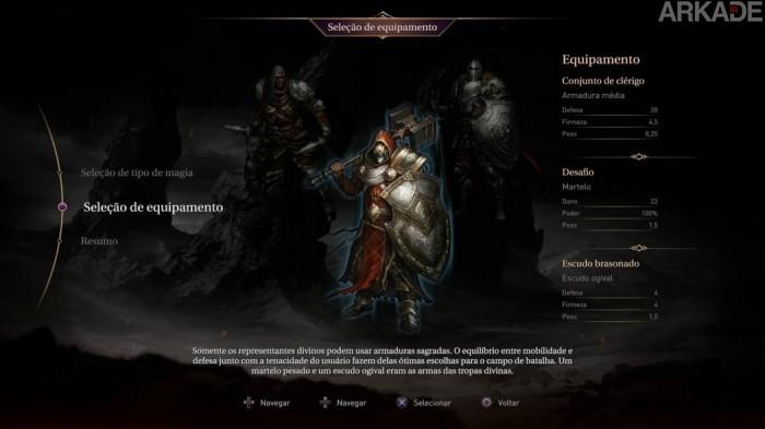 Análise Arkade: prepare-se para morrer (muito) em Lords of the Fallen