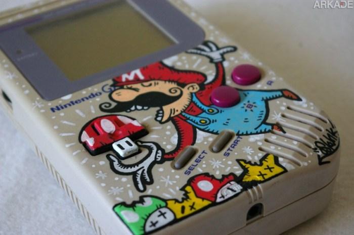 Conheça os impressionantes consoles customizados de Oskunk 5642469031_bb728e6102_o