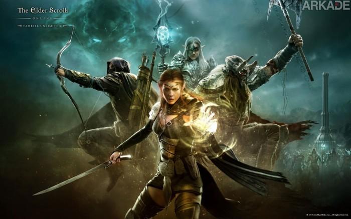 The Elder Scrolls Online chega aos consoles em junho e não terá mais mensalidade!