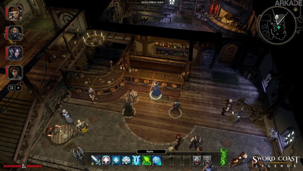Dungeons & Dragons vai ganhar novo game cooperativo com Dungeon Master, confira o trailer - Arkade