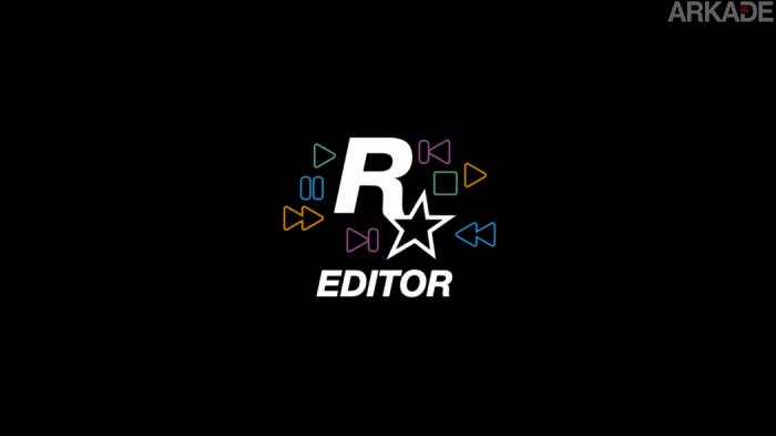 Sente na cadeira do diretor e faça filmes de GTA V com o Rockstar Editor