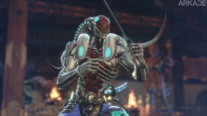 Tekken 7: Yoshimitsu está de volta... mais bizarro do que nunca!
