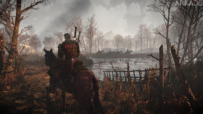 Análise Arkade - Os muitos caminhos de Geralt em The Witcher 3: Wild Hunt