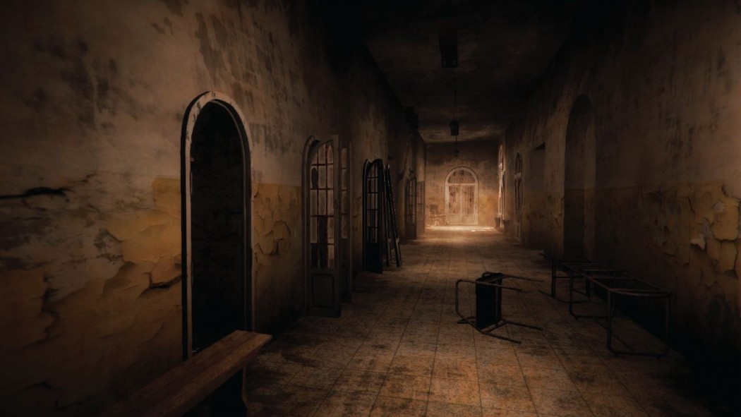 The Town of Light: vem aí um jogo que quer provar que quanto mais real, mais assustador!