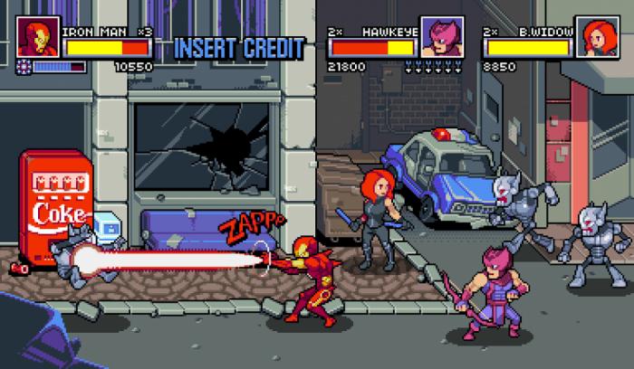 Tiny Avengers: um beat 'em up retrô dos Vingadores que parece bom demais para ser verdade
