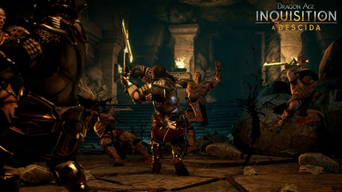 Vale a pena jogar a expansão 'The Descent' de Dragon Age: Inquisition?