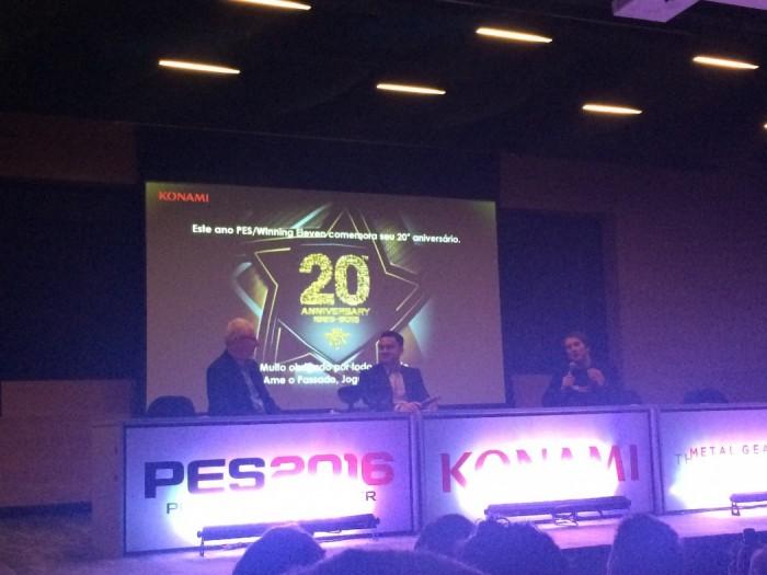 Konami Gamers Night: Metal Gear Solid V e PES 2016 foram atração na Arena Corinthians