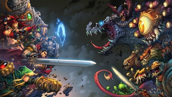 Battle Chasers: o novo jogo do criador de Darksiders é um RPG por turnos baseado em uma HQ
