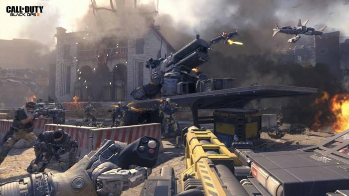"""Call of Duty: Black Ops 3 terá um modo de dificuldade """"realístico"""""""