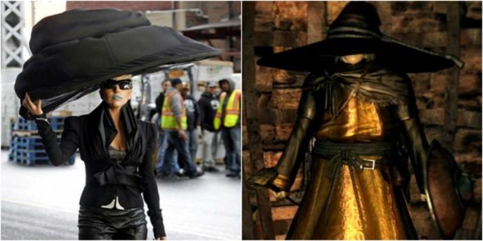 6 vezes em que Lady Gaga claramente se inspirou em Dark Souls