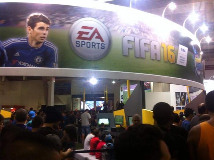 BGS 2015: Produtor de Fifa 16 comemora sucesso do futebol feminino e fala sobre expansão de times