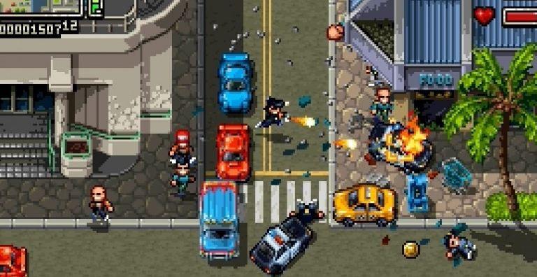 """Shakedown Hawaii: anunciada a sequência """"estilo 16-bit"""" do sucesso indie Retro City Rampage"""