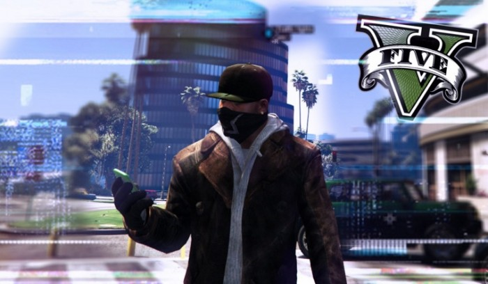 Mod insano traz o celular hacker de Watch_Dogs para GTA V!