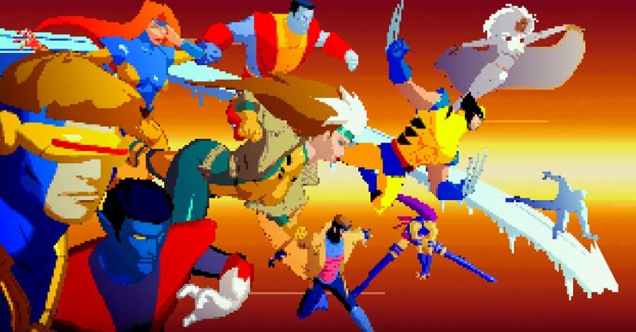 Tem um fã produzindo uma série animada inspirada no clássico desenho dos X-Men dos anos 90!