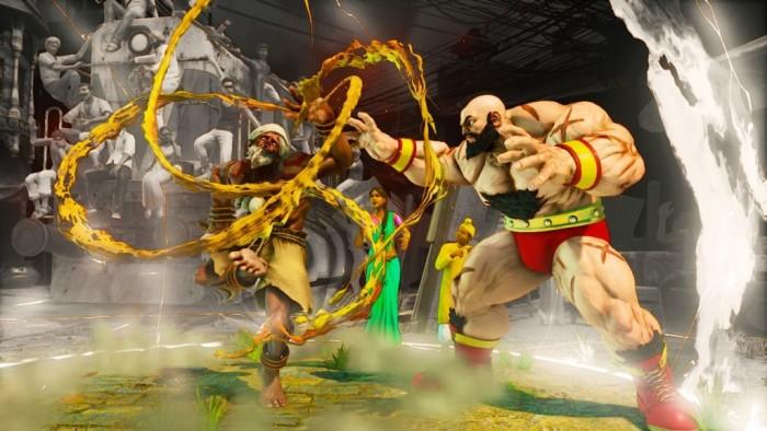 Preview Arkade: fomos ao encontro do mais forte no beta de Street Fighter V