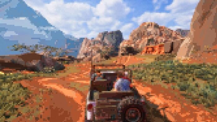 Uncharted 4 terá opções de filtros para quem quiser variar no visual do game