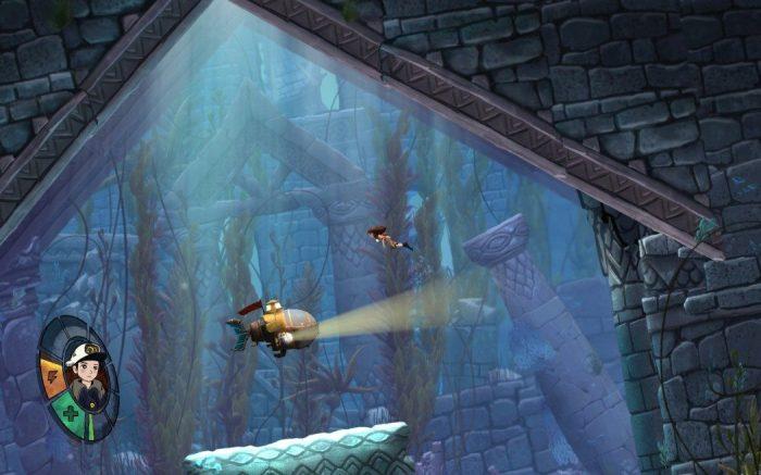 Análise Arkade: A bela aventura submarina no Metroidvania Song of the Deep