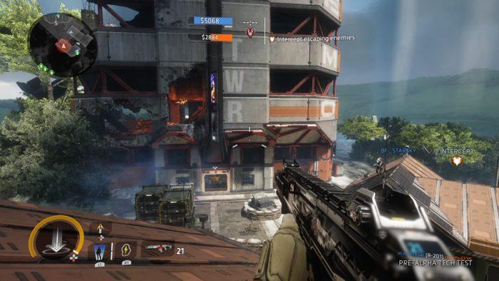 """Preview Arkade: Titanfall 2 Pre-Alpha Tech Test mostra só um """"mais do mesmo"""" mediano"""