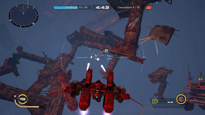 Análise Arkade: Strike Vector EX e o seu divertido tiroteio aéreo