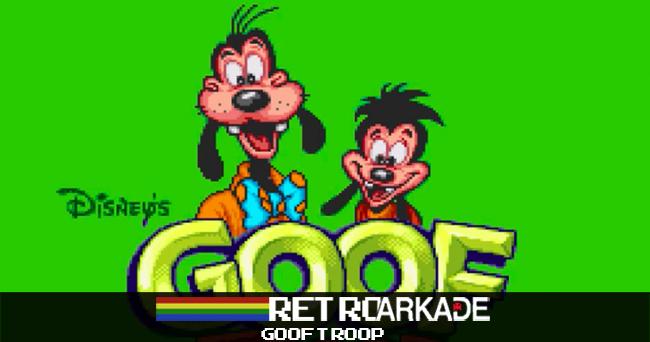 RetroArkade: E vamos todos juntos na Turma do Pateta em Goof Troop