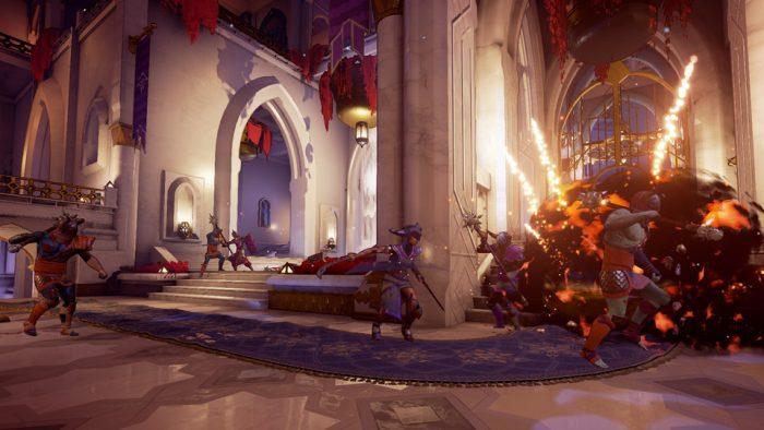 Preview Arkade: O alpha do audacioso Mirage: Arcane Warfare esbanja estilo, sangue e explosões