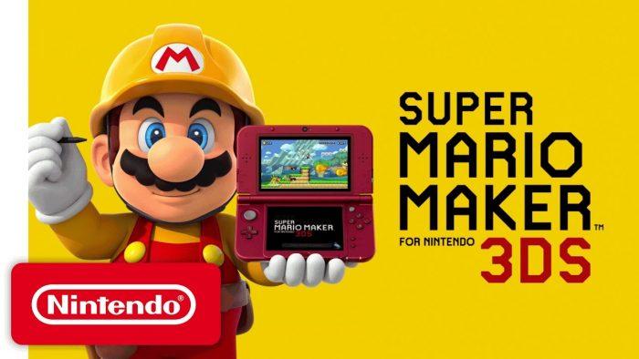 Super Mario Maker chega ao Nintendo 3DS com 100 novas fases