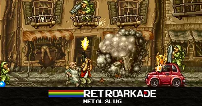 RetroArkade: Metal Slug e a primeira revolução das guerras nos videogames
