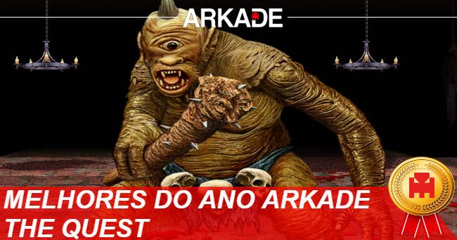 Melhores Jogos do Ano Arkade 2016: The Quest