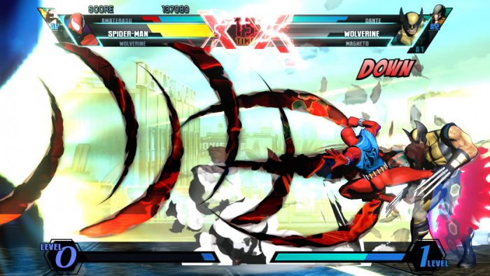 Análise Arkade: revisitamos Ultimate Marvel Vs. Capcom 3 no PS4 (com arcade stick da Hori)