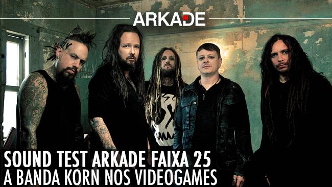 A Banda Korn nos videogames