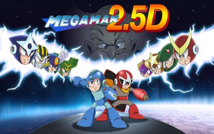 """Conheça e jogue o """"remake"""" 2.5D do clássico Mega Man criado por fãs"""