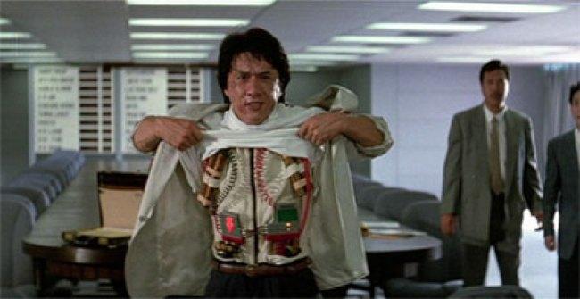 RetroArkade: Police Story, a consagração mundial de Jackie Chan