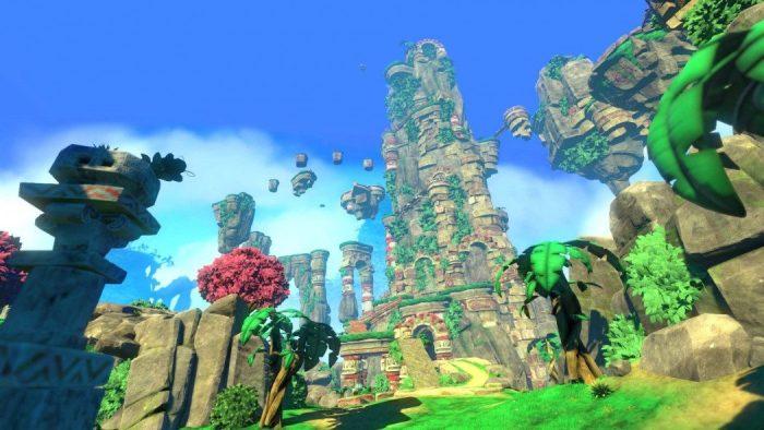 Análise Arkade: Yooka-Laylee é um literal retorno aos games de plataforma de antigamente