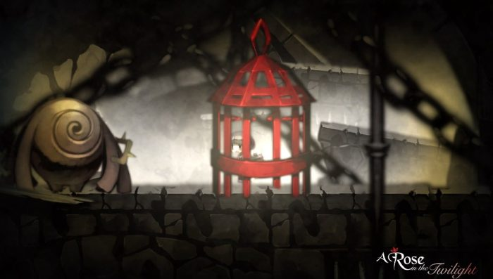 Análise Arkade: os puzzles e sacrifícios de A Rose in the Twilight