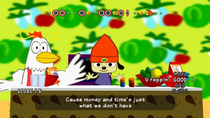 Análise Arkade: Resolvendo (de novo) os problemas com rap em PaRappa The Rapper Remastered