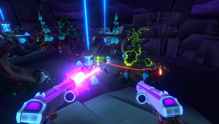 Aftercharge: conheça um interessante FPS multiplayer indie com ideias inovadoras