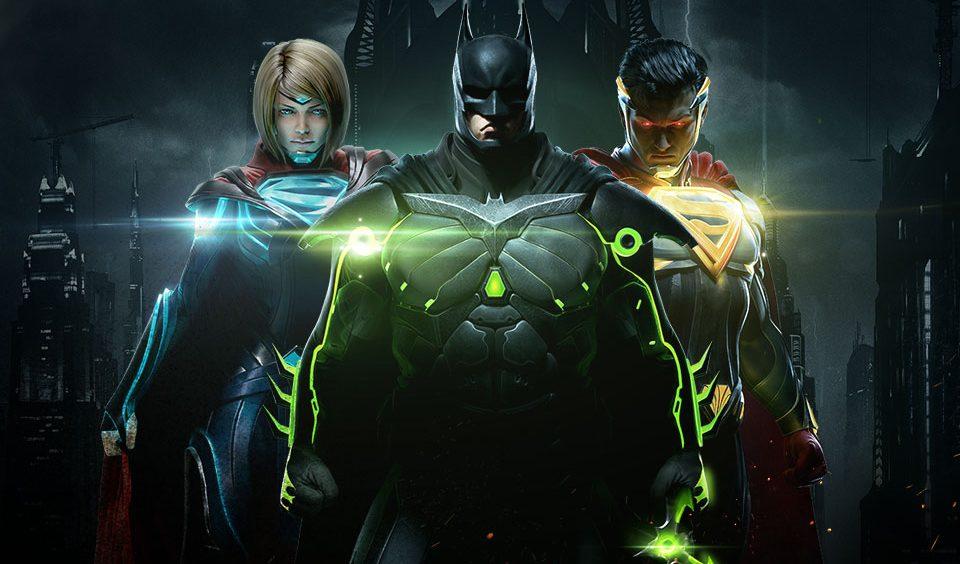 Injustice 2: entenda os detalhes da prometida customização de personagens!