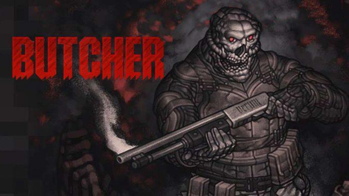 Já imaginou Doom em 2D? Então dê uma ollhada em Butcher!