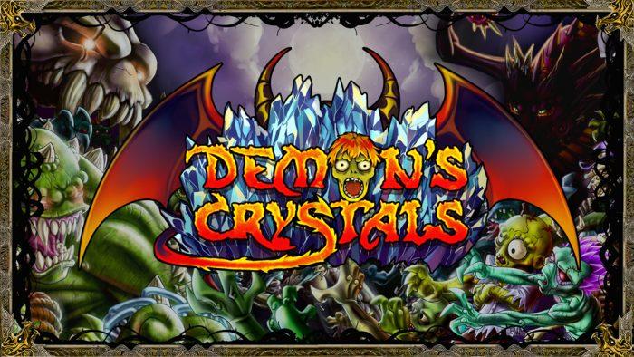 Veja o trailer de lançamento do hell shotter isométrico Demon's Crystals