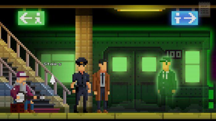 Análise Arkade: The Darkside Detective é um Point and Click que evolui constantemente
