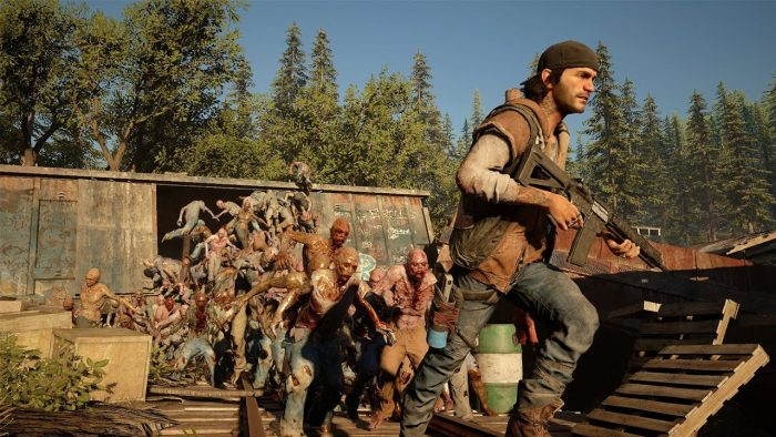 E3 2017: tem até urso zumbi no novo gameplay de Days Gone