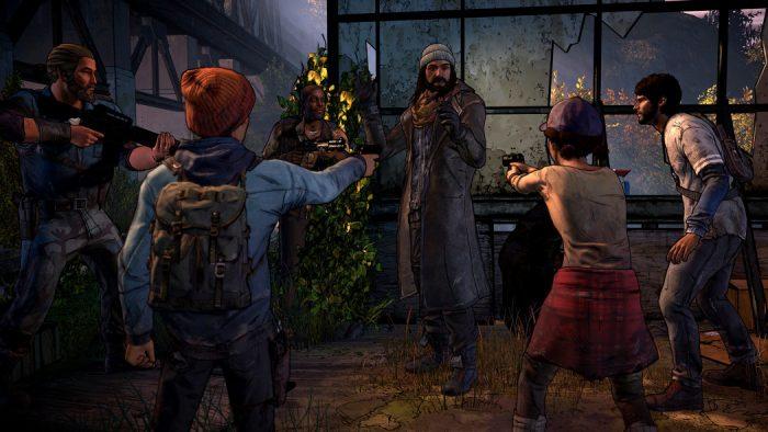 Análise Arkade: A New Frontier encerra sua jornada sem avanços significativos na história de Clementine (Season 3, Ep 5)