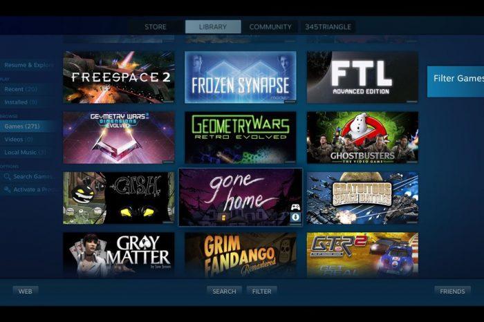 TVs 4K da Samsung terão suporte direto a streaming de jogos da Steam