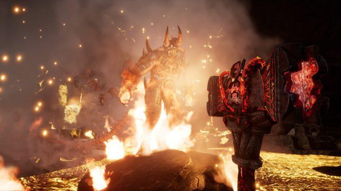 Citadel Forged With Fire: conheça o sandbox RPG de magos dos produtores de Slender The Arrival